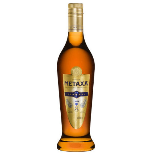 Metaxa 7 Star Brandy Greece 750ml