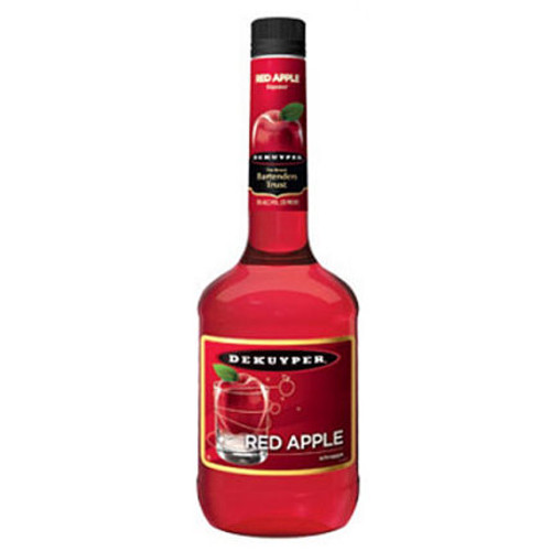 Dekuyper Red Apple Liqueur 1L