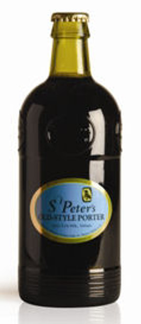 St. Peter's Old Style Porter 16.9oz