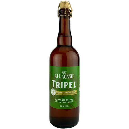 Allagash Tripel Ale 750ml