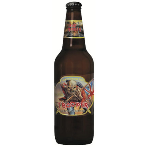 Iron Maiden Trooper Beer (England) 500ml