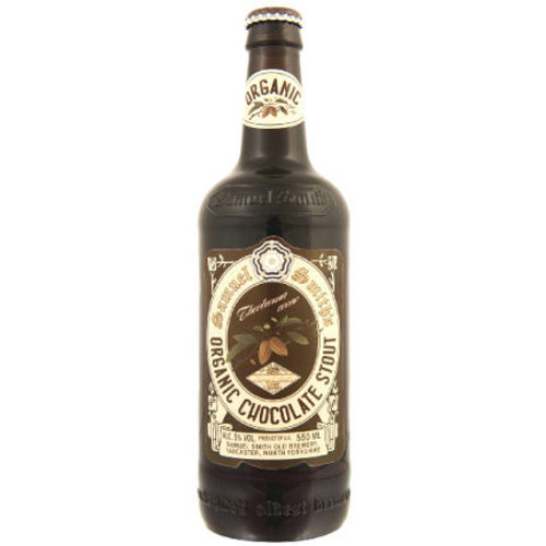 Samuel Smith Organic Chocolate Stout (England) 550ML
