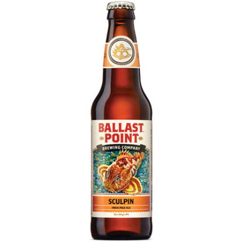 Ballast Point Sculpin IPA 22oz