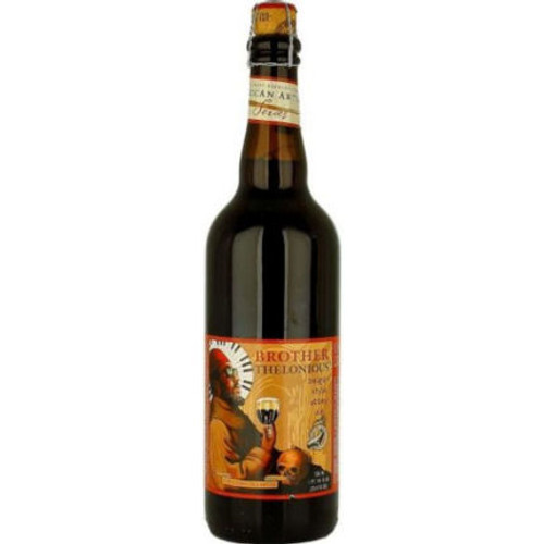 North Coast Brother Thelonious Belgian Style Abbey Ale 750ml