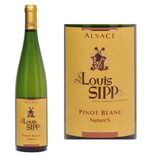 Louis Sipp Nature's Alsace Pinot Blanc