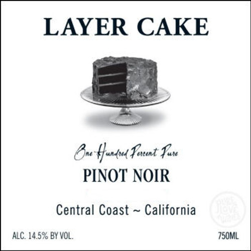 Layer Cake Central Coast Pinot Noir
