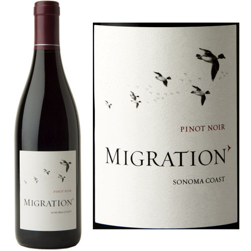 Migration by Duckhorn Sonoma Coast Pinot Noir