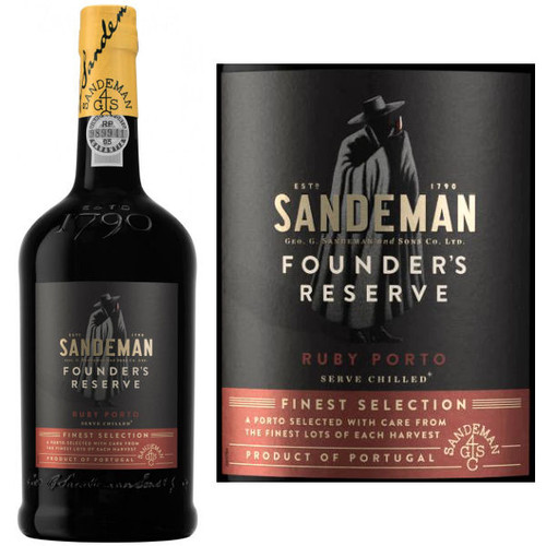 Sandeman Founder's Reserve Ruby Port NV