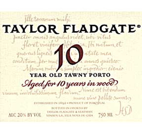 Taylor Fladgate Tawny Port 10 Year Old