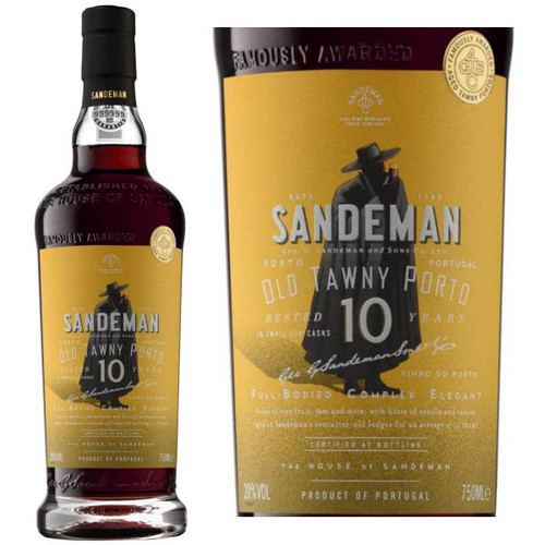 Sandeman 10 Year Old Tawny Port
