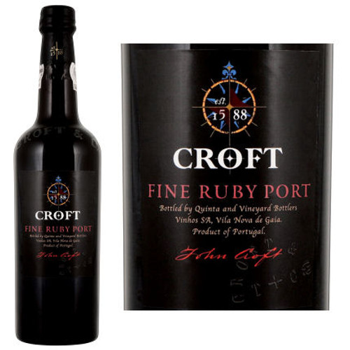 Croft Fine Ruby Port NV