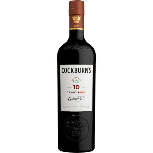 Cockburn's 10 Year Old Tawny Port