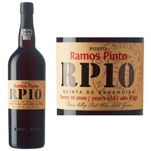 Ramos-Pinto Quinta da Ervamoira 10 Year Old Port