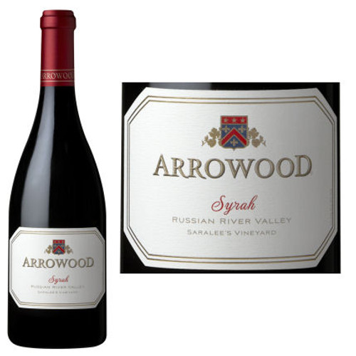 Arrowood Saralee's Vineyard Russian River Syrah