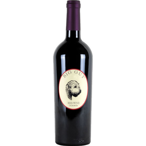 Big Guy California Red Blend
