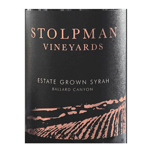 Stolpman Estate Ballard Canyon Syrah