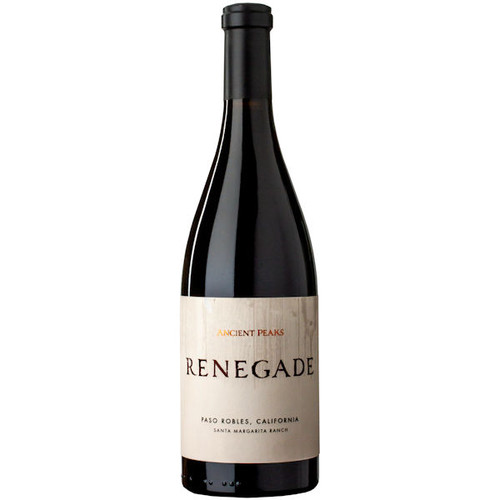 Ancient Peaks Renegade Santa Margarita Ranch Paso Robles Red Blend
