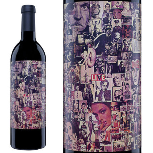 Orin Swift Abstract Red Blend