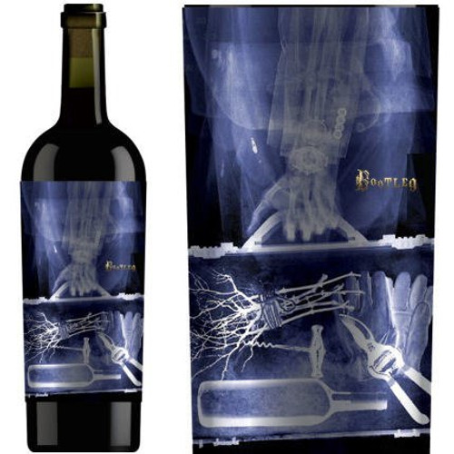 Bootleg Napa Red Blend Red Blend 2013 Rated 94WA