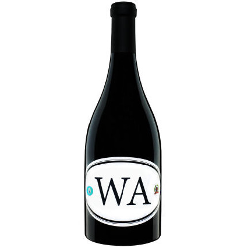 Locations by Dave Phinney WA4 Washington Red Blend
