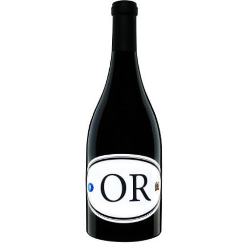 Locations by Dave Phinney OR5 Oregon Red Blend