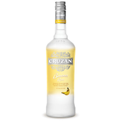 Cruzan Banana Rum 750ml