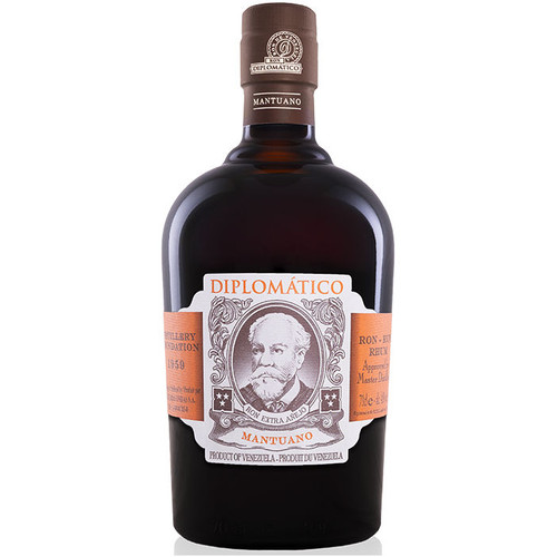 Diplomatico Mantuano 8 Year Old Venezuelan Rum 750ml