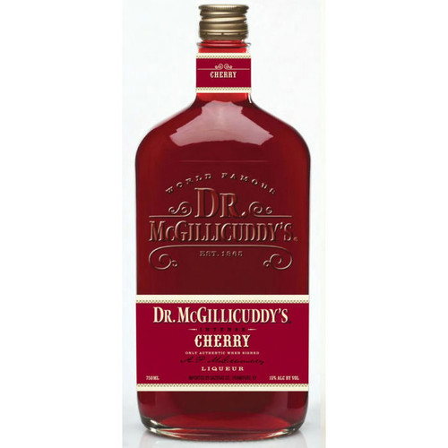Dr. McGillicuddy's Cherry Liqueur 750ml