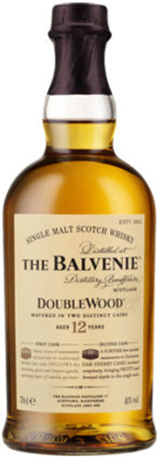 Balvenie 12 Year Old Doublewood Speyside 750ml