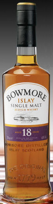 Bowmore 18 Year Old Islay 750ml