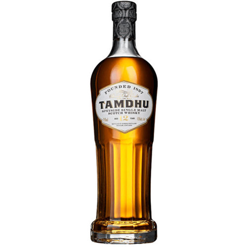 Tamdhu 12 Year Old Speyside Single Malt Scotch 750ml