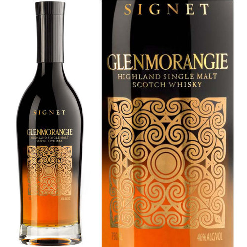 Glenmorangie Signet Highland Single Malt Scotch 750ml