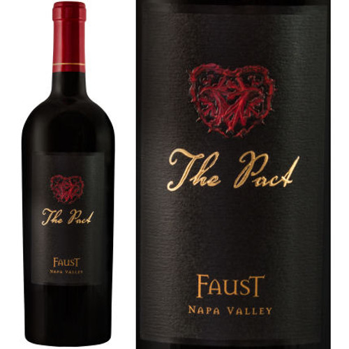 Faust The Pact Napa Cabernet