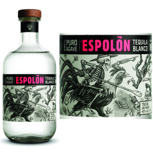 Espolon Blanco Tequila 750ml