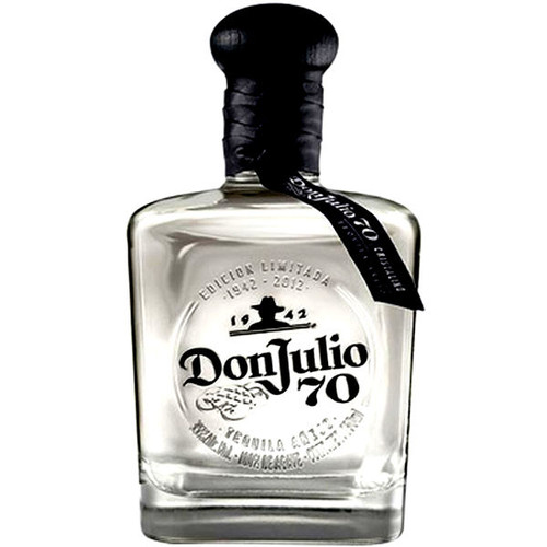 Don Julio 70 Anejo Claro Tequila 750ml
