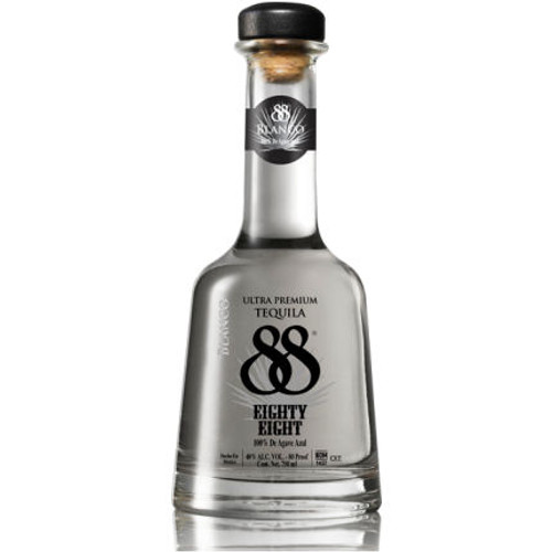 88 Blanco Tequila 750ml