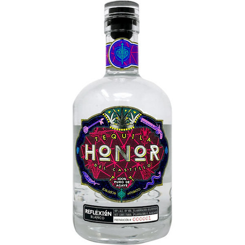 Honor del Castillo Reflexion Blanco Tequila 750ml