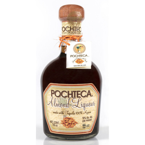 Pochteca Almond Liqueur with Tequila 750ml