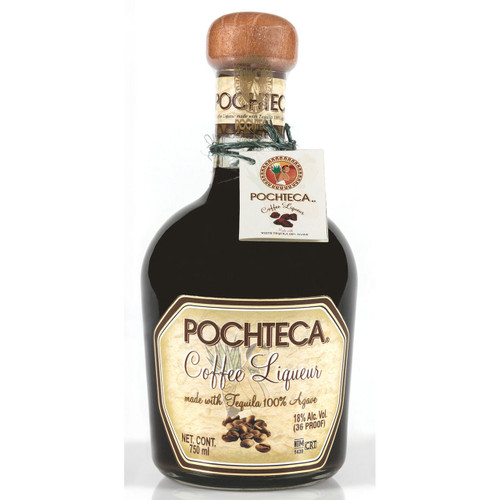 Pochteca Coffee Liqueur with Tequila 750ml