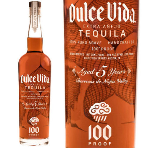 Dulce Vida Extra Anejo 5 Year Old Tequila 750ml