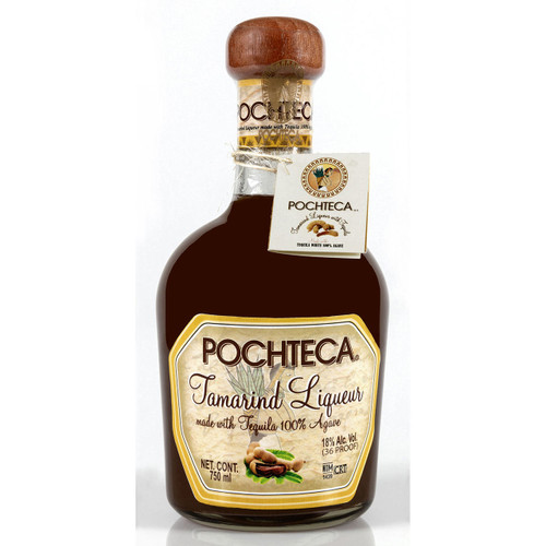 Pochteca Tamarind Liqueur with Tequila 750ml