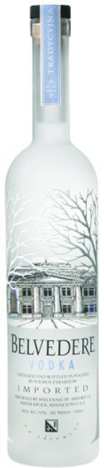 Belvedere Polish Rye Vodka 750ml
