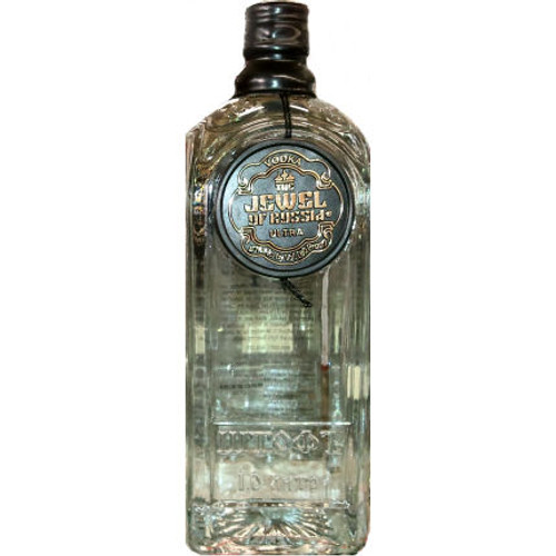 Jewel Of Russia Ultra Wheat and Rye Vodka 1L