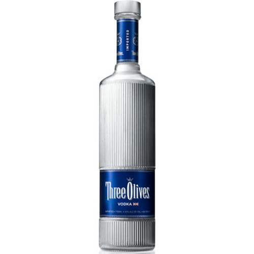 Three Olives Original Vodka 750ml