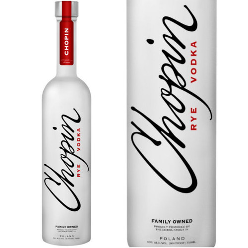 Chopin Polish Rye Vodka 750ml