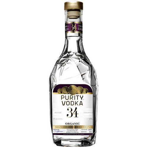 Purity Ultra Premium Swedish Vodka 750ml