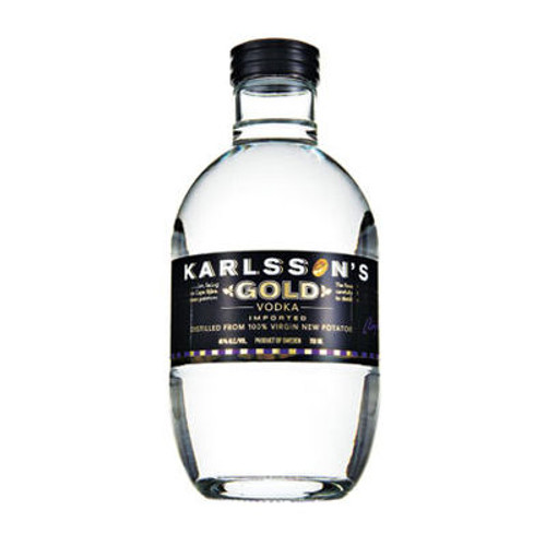Karlsson's Gold Swedish Vodka 750ML