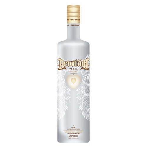 Devotion Coconut Vodka 750ml