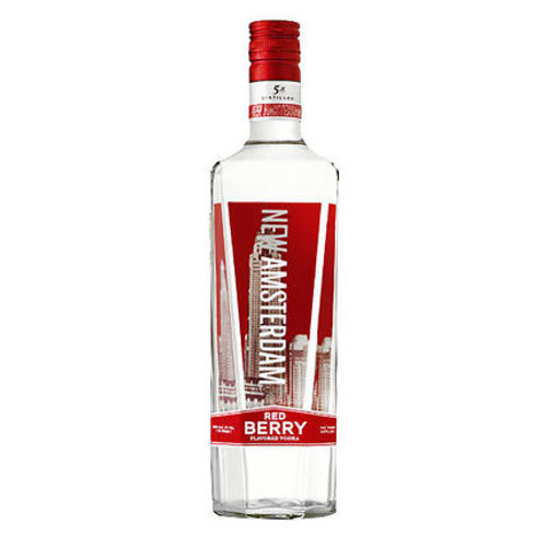 New Amsterdam Red Berry Vodka 750ml