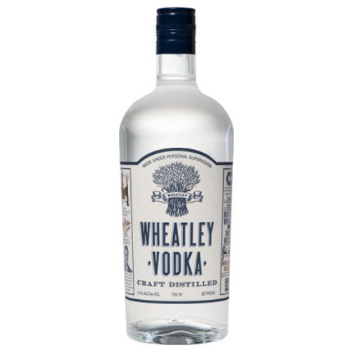 Wheatley Craft Distilled Vodka 750ml